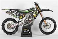 BUD ROCKSTAR Racing Team 2012 Replika Dekor Kit